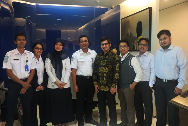 Cooperation Agreement BMKG and MAIPARK