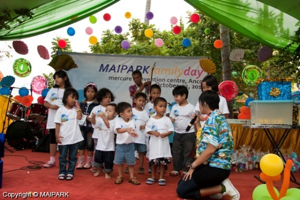 MAIPARK Family Day 2010
